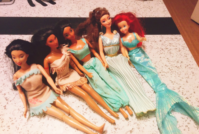 barbie-disney-mulan-megara-pocahontas-jasmine-petitesirène