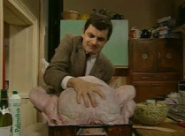 Mr. Bean on My Phone 1
