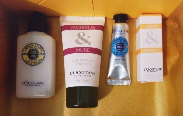 occitane-crème-cadeau-produit